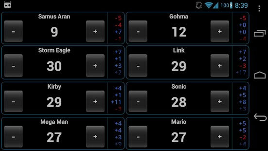 KeepScore - Score Keeper - screenshot thumbnail
