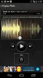Ringtone Maker Deluxe|玩音樂App免費|玩APPs