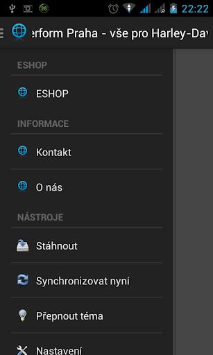 【免費交通運輸App】Properform Praha-APP點子
