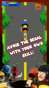 Escape From Begal Screenshot