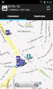 BusaoSP - Ônibus São Paulo - screenshot thumbnail