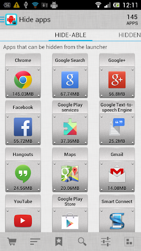 how to move apps to phone storage from internal storage