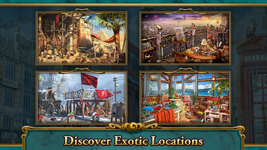 Hidden Object: Mystery Estate - screenshot thumbnail