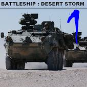 Battleship : Desert Storm.