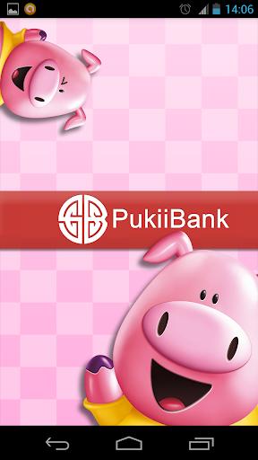 上海商業儲蓄銀行『PukiiBank』