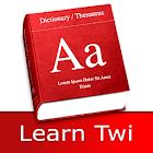 Twi Phrasebook icon