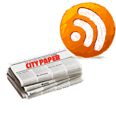 RSS Reader - Baltimore City