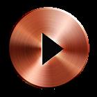 Skin for Poweramp v2 Copper icon