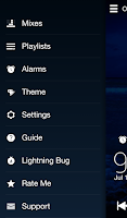Screenshot of Ambio - Sleep Sounds