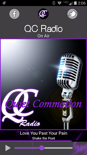 Quiet Commotion Radio