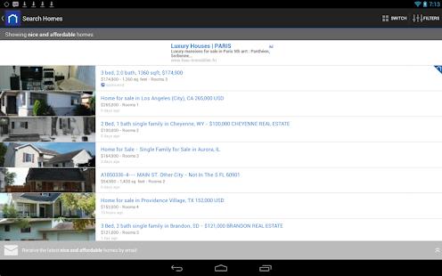 Real Estate sale & rent Trovit - screenshot thumbnail