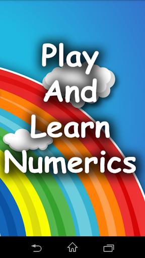 Play Learn - Numeric