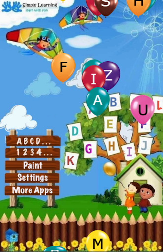 Learn Alphabet - English