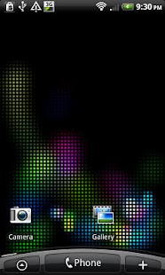 Colors Live Wallpaper - screenshot thumbnail