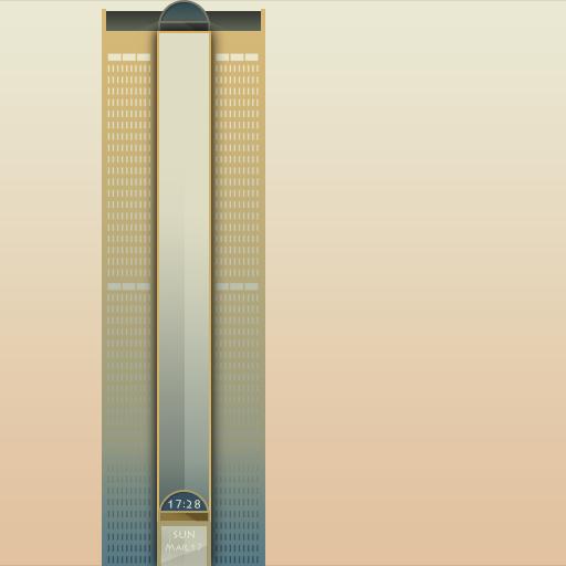 個人化App|摩天楼 LOGO-3C達人阿輝的APP