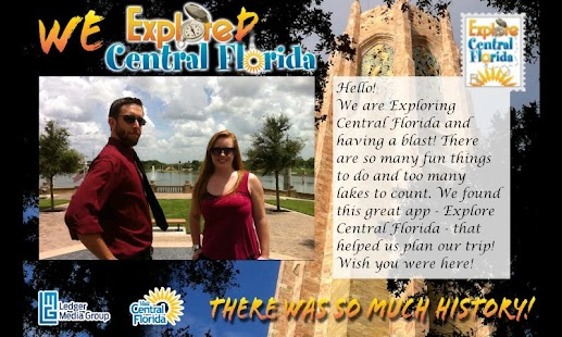 Explore Central Florida - screenshot thumbnail