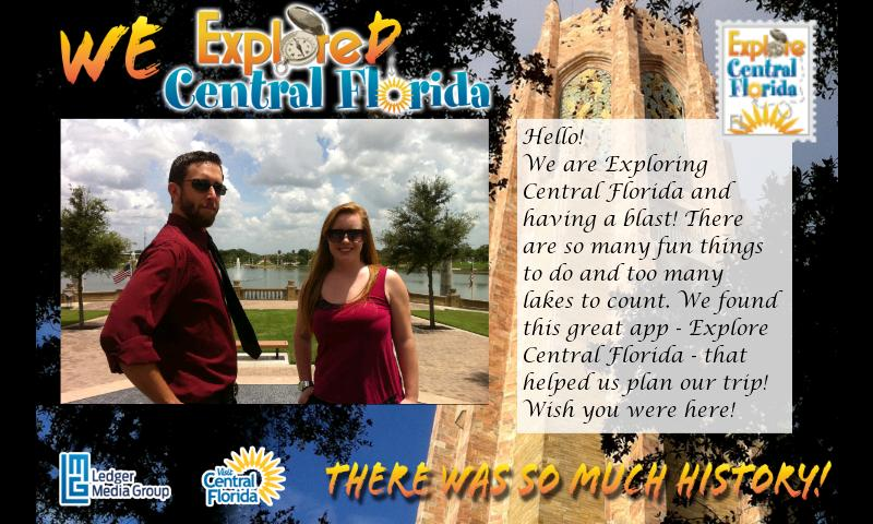 Explore Central Florida - screenshot