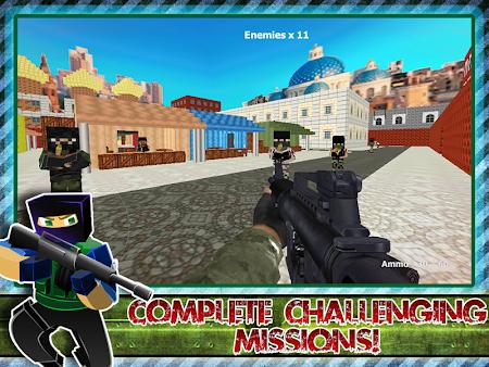 Cube Strike War Encounters C6 screenshot 54315