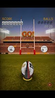 Screenshot of Flick Kick Rugby Kickoff
