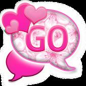 GO SMS - Flower Love 2 SMS