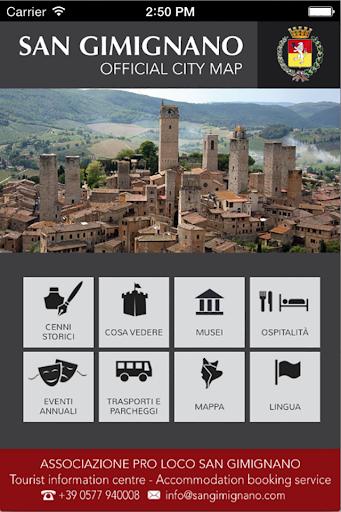 免費旅遊App|SanGimignano|阿達玩APP