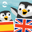 LinguPinguin – English Spanish icon