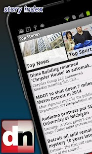 The Detroit News - screenshot thumbnail