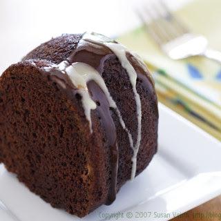 Chocolate-Orange Cake.