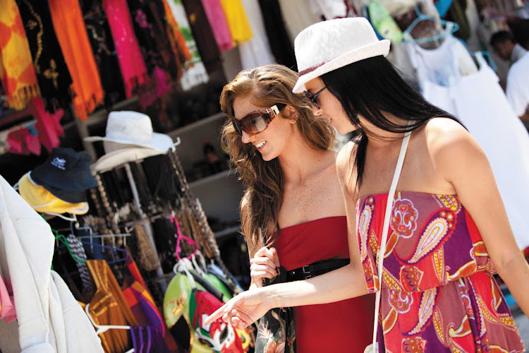 Shop for souvenirs in Costa Maya during your Norwegian Jewel cruise to Mexico.