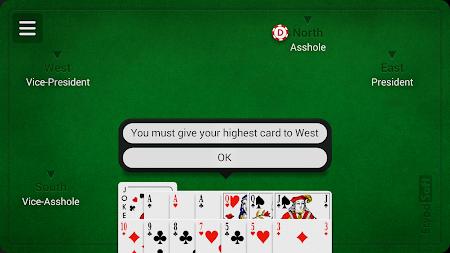 President - Card Game - Free 2.1.1 screenshot 8276