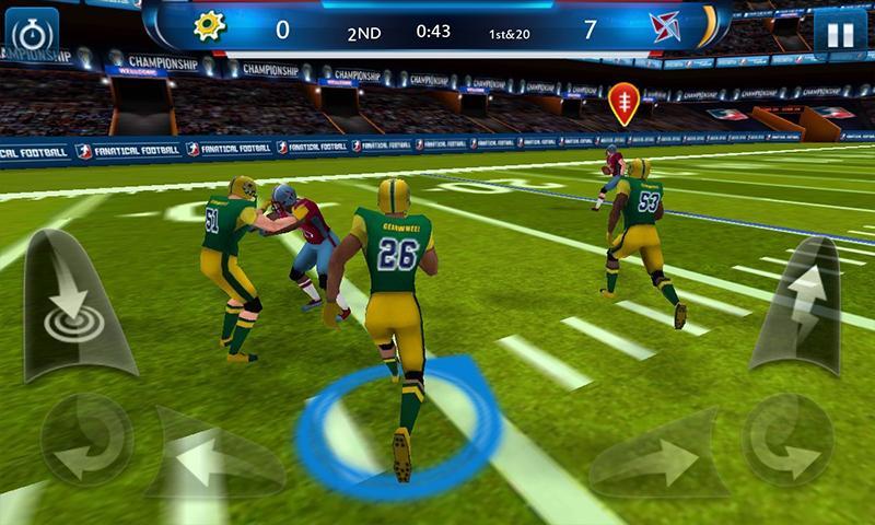 Скачать Реальный футбол 2 13 на Андроид — Игры на