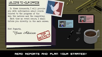 Screenshot of War Agent