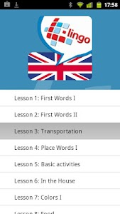 L-Lingo Learn English Pro v5.6.29