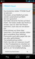 Screenshot of Neuland Merkel Browser 1.0