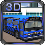 City Airport 3D Bus Parking 1.1.0 Apk