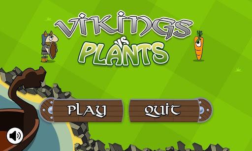 tower defense viking vs plants