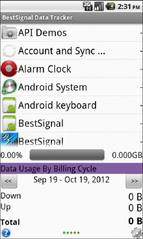 BestSignal - screenshot