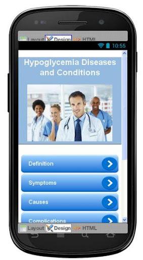 Hypoglycemia Information