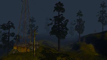 Screenshot of Slender Awake : The Rising