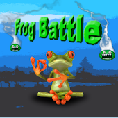 frog's battle: Action!