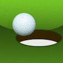 Mobitee GPS Golf Scorecard logo