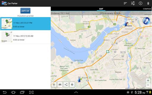 玩交通運輸App|汽車帕克-免費免費|APP試玩