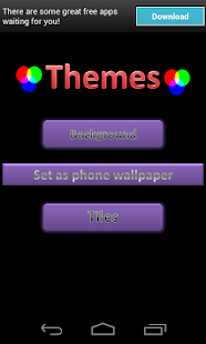 Launcher 8 Windows Theme Free - screenshot thumbnail