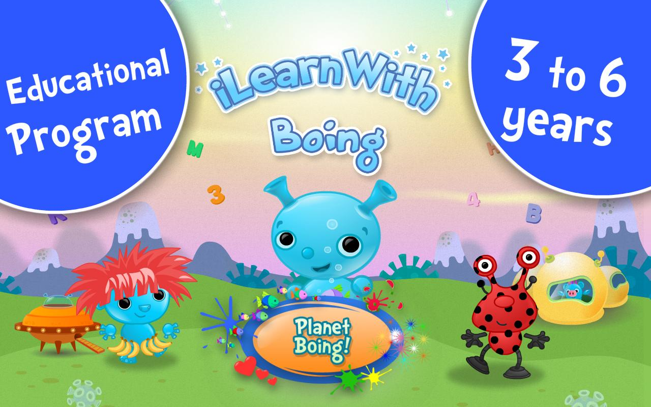 Fun Preschool Creativity Game - screenshot