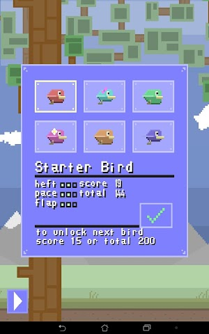 Screenshots for Tappy Flap Family