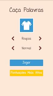 Caça Palavras - náhled