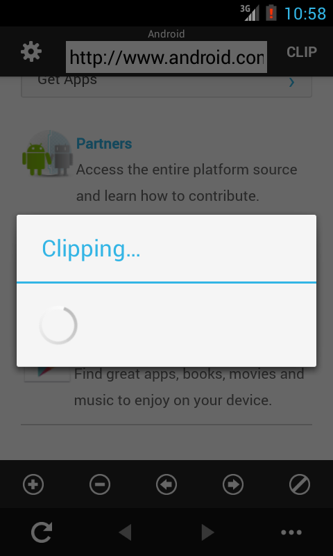 Clever Clip Pro - Web Clipper- screenshot
