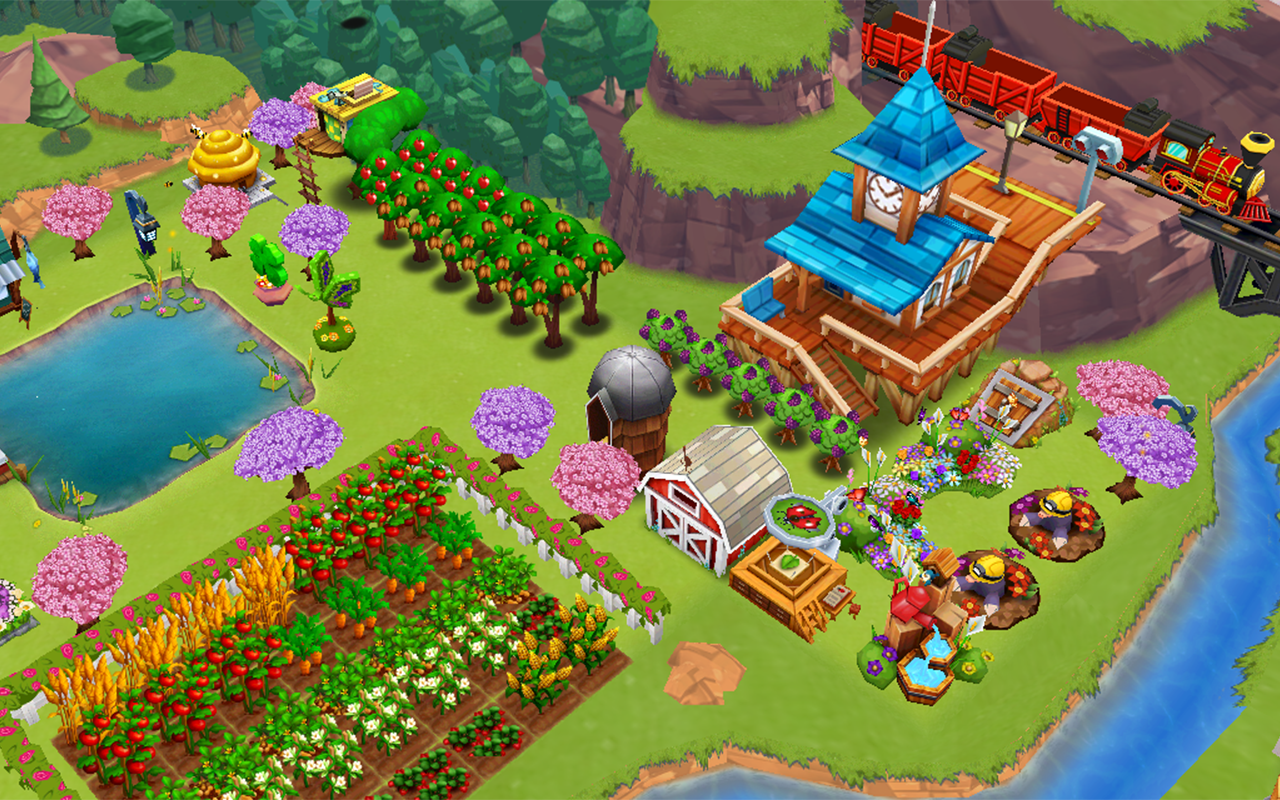 Home Design Story Game Play Online Farm Story 2 Winter Android Apps On Google Play