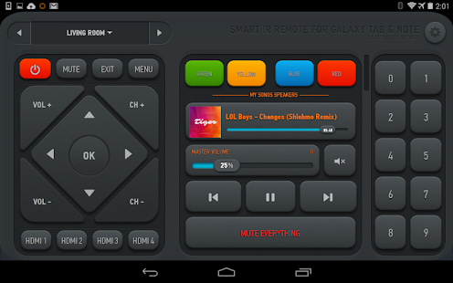 AnyMote – Smart TV Remote
