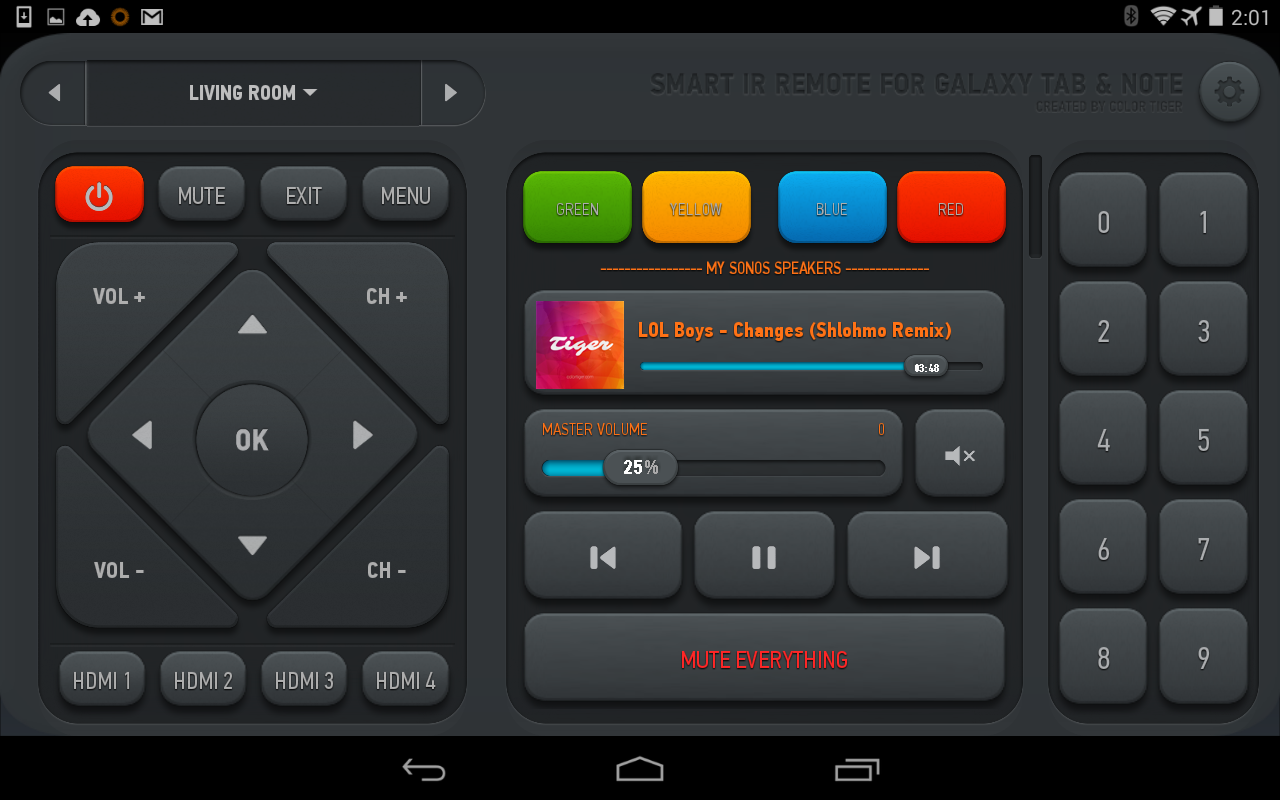 Anymote Smart Tv Remote Android Apps On Google Play